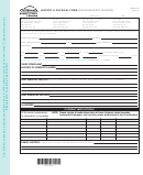 Form C30869 - History & Physical Form (for Non-heart Patients)