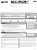 Form Nyc-9.6 - Claim For Credit Applied To General Corporation Tax - 2014