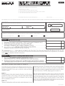 Form Nyc-9.6 - Claim For Credit Applied To General Corporation Tax - 2013