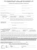 Authorization For Release Of Medical Information Form