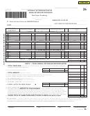 Form Ta-2 - Transient Accommodations Tax Annual Return & Reconciliation (2014)