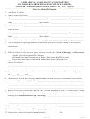 Form Vag83 - Rs - Vpdes General Permit Registration Statement For Discharges From Petroleum Contaminated Sites, Groundwater Remediation And Hydrostatic Tests