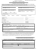 Passport Application Form - Republic Of The Philippines Department Of Foreign Affairs