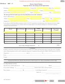 Sd Eform 0892 - Cigarette Excise Tax Stamp Credit Application