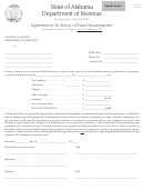 Form Ba: Rs2 - Agreement To Entry Of Final Assessment