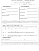 Enteral Nutrition - State Of New York Prior Authorization Of Benefits (pab) Form