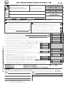 Form It-140 - West Virginia Resident Income Tax Return 2001