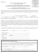 Well Owner's Statement Form And Request To Cancel A Well Permit - Colorado Ground Water Commission