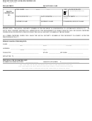 Form Vs-39d - Request For Copy Of Death Certificate