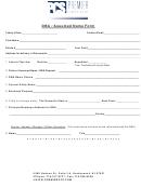 Dba / Assumed Name Form - Premier Corporate Services