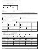 Physician's Orders Adult Subcutaneous Insulin Order Sheet
