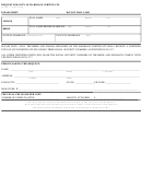 Form Vs-39m - Request For Copy Of Marriage Certificate