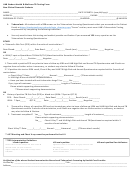 Uab Student Health & Wellness Tb Testing Form - Non-clinical Domestic Students (ppd)