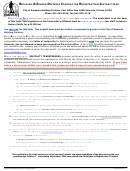 Building & Zoning Division New Contractor Registration Application And Contractor's Affidavit Form