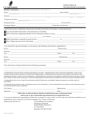 Form Gc-014372-wro - Authorization To Disclose Health Information