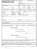 Form 580 6/14 - Equipment Rental Rate Determination Request