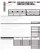 Form Nyc-114.8 Draft - Lmreap Credit Applied To Unincorporated Business Tax - 2017