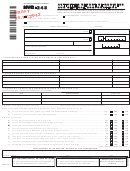 Form Nyc-245 Draft - Activities Report Of Business And General Corporations - 2017