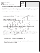 Form 1746 - Missouri Sales Or Use Tax Exemption Application With Instrucftions - 2012