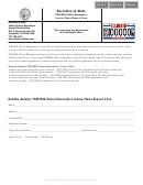 Form Vsd 763.3 - Pow/mia Illinois Remembers License Plates Request Form