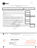 Form Ext-fid-11 - Fiduciary Extension Payment Worksheet