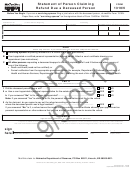 Form 1310n - Statement Of Person Claiming Refund Due A Deceased Person
