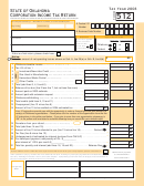 Form 512 - Oklahoma Corporation Income Tax Return - 2003