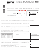 Form Nyc-9.5 Draft - Claim For Reap Credit Applied To General Corporation Tax And Banking Corporation Tax - 2011