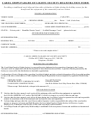 Carol Ships Parade Of Lights Society Registration Form