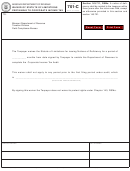 Form 701-c - Waiver Of Statute Of Limitations Pertaining To Corporate Income Tax