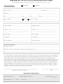 Registration Form - Ridgebury Little League