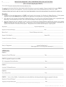 Employee Request For Compensation For Activities Form