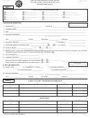 Form Irp 6 - International Registration Plan Schedule A & C