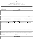 Internal Transfer / Promotion Application Form