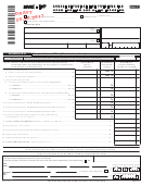 Form Nyc-fp Draft - Annual Report Of Fire Premiums Tax Upon Foreign And Alien Insurers - 2017