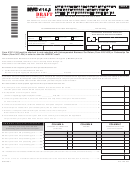 Form Nyc-114.8 Draft - Lmreap Credit Applied To Unincorporated Business Tax - 2012