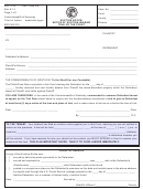 Form Aoc- 215-eviction Notice-notice Of Eviction Hearing Trail By The Court Form