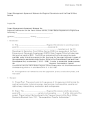 Project Management Agreement Between The Regional Commission And The Rural Utilities Service