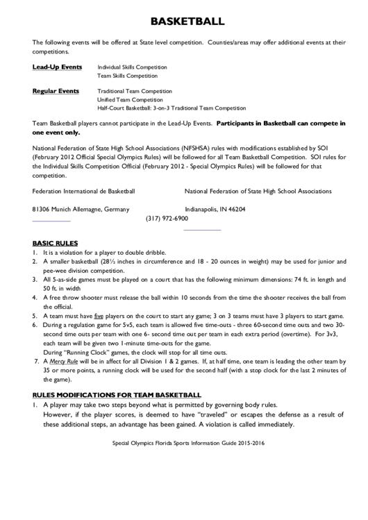 Basketball Level Assessment Evaluation Worksheet Printable pdf