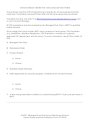 Focus Group Incentive (fgi) Evaluation Form