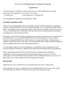 Ut Law Loan Repayment Assistance Program Application Form