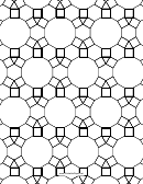 3-4-6-4 4-6-12 Tessellation Paper Template - Small