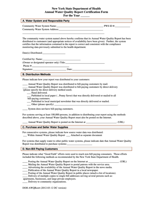 Top 12 Nycers Forms And Templates free to download in PDF ...