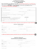 Illinois State Council Form
