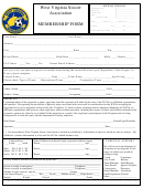 West Virginia Soccer Association-membership Form