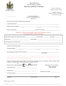 Form Mvd-376-permit To Demonstrate A Vehicle Application Form