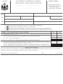 Form 1310me - Statement Of Person Claiming Refund Due A Deceased Taxpayerstatement Of Person Claiming Refund Due A Deceased Taxpayer