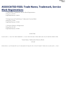 Form T-1 - Application For Registration Of Trade Name - 2014