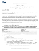 Form Fmla-hr1-employee Request - Department Of Administrative Services Form 2009