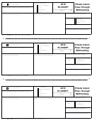 Form Ri-1099pt - Rhode Island Pass-through Withholding - 2016
